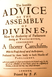 Westminster-Shorter-Catechism