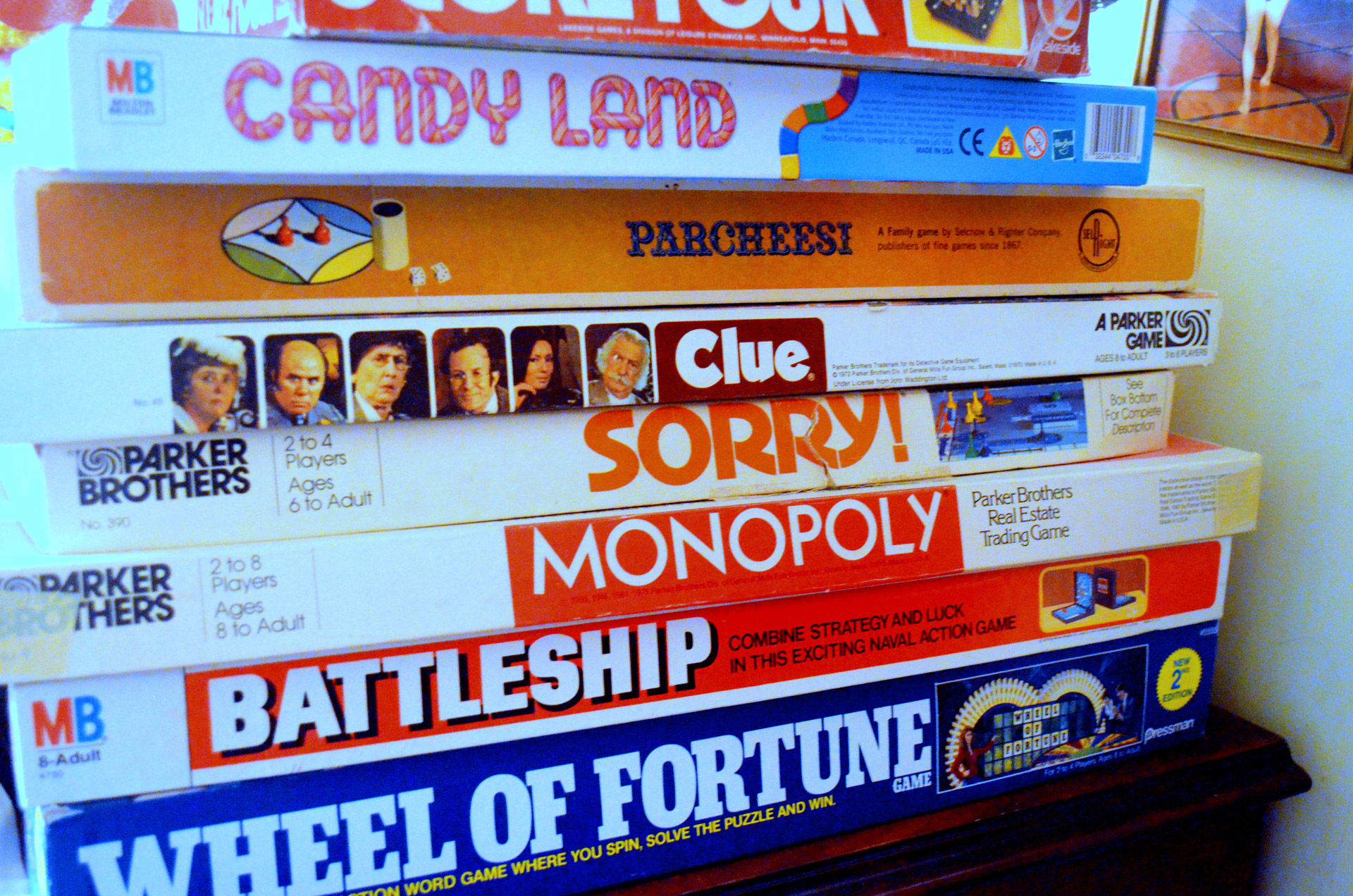 Young Adult / College/ Career Game Night  Sept 1st at 5:30pm