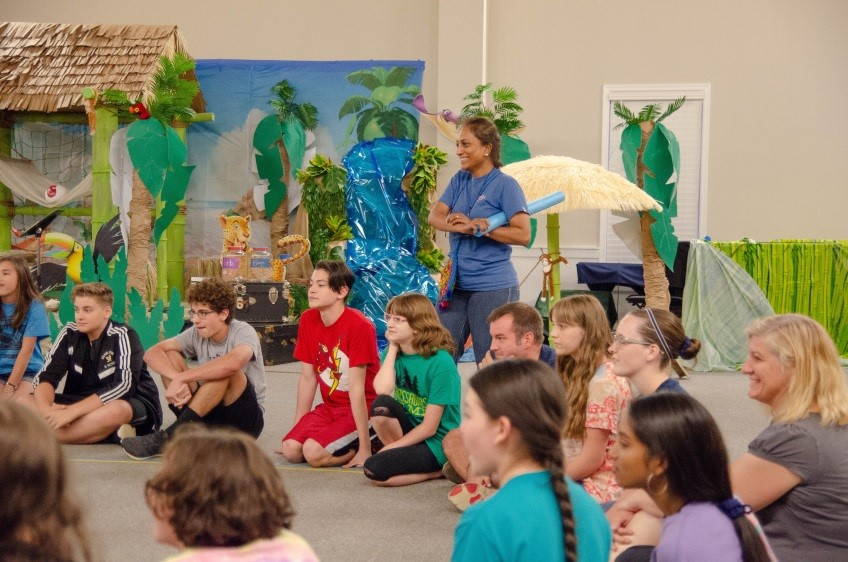 Special VBS Edition of Spriggs Road Connects Newsletter