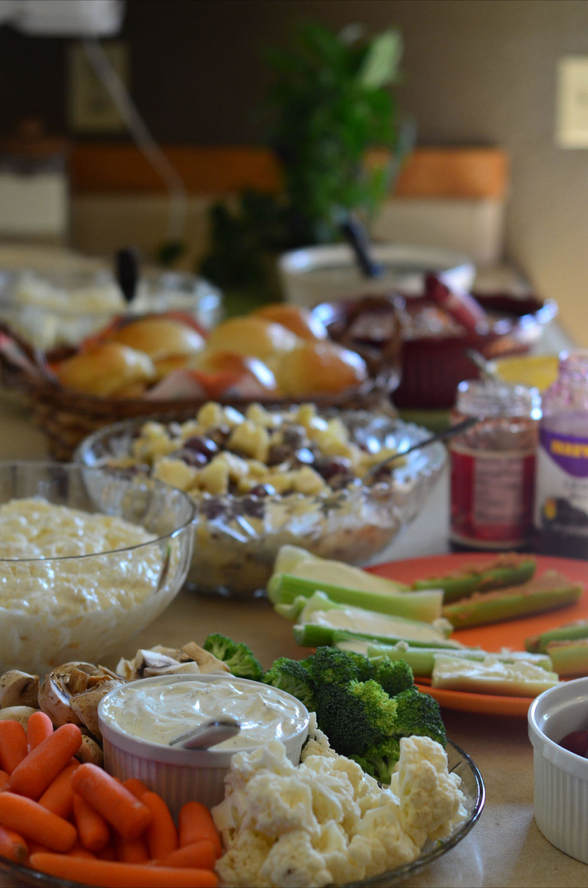 Fellowship Meal: Sunday, March 3