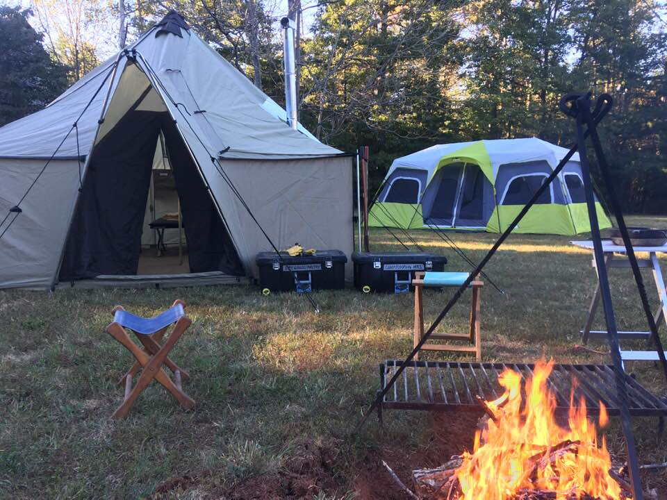Church Family Campout: May 2-4, 2019